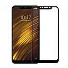Защитное стекло Optima 3D Xiaomi Pocophone F1 Black