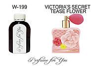 Женские наливные духи Tease Flower Викториа Сикрет  125 мл, фото 1