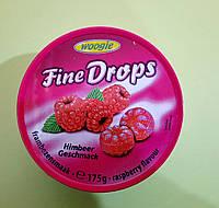 Леденцы Fine Drops малина 175 г