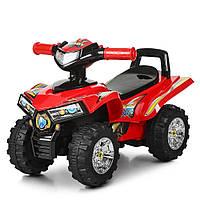 551 Каталка-толокар детский квадроцикл,