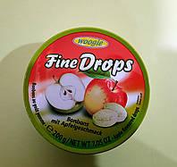 Леденцы Fine Drops яблоко 200 г, фото 1