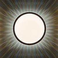 Светильник светодиодный V-WATT Kristy 75W R пульт ДУ (Настенно-потолочный, Люстра LED)
