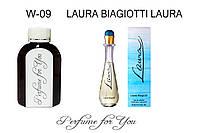 Женские наливные духи Laura Лаура Биаджотти 125 мл