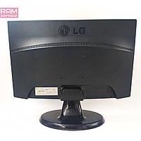 Монітор LG W1943SB, :TN + film, 1366x768 (16: 9), 75 Гц, VGA, DVI