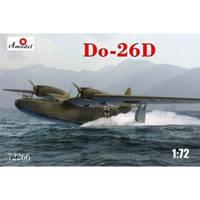 Немецкий дальний морской разведчик Dornier Do-26D + сертификат на 50 грн в подарок (код 200-108842)