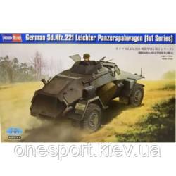 Бронеавтомобиль Sd.Kfz.221 Leichter Panzerspahwagen (1st Series) (код 200-313135), фото 2