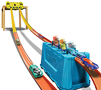 Трек Hot Wheels Гравитационный Бокс Трамплин Hot Wheels Track Builder Gravity Box Mattel GLC95