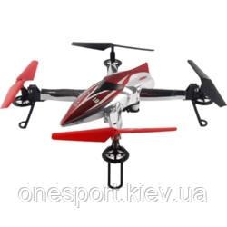 Квадрокоптер великий р/у WL Toys Q212 Spaceship з барометром + сертифікат на 150 грн в подарунок (код
