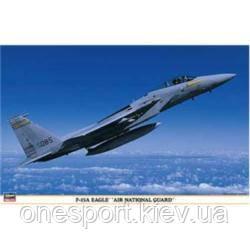 HA09808 F-15A Eagle Air National Guard + сертификат на 100 грн в подарок (код 200-248424)