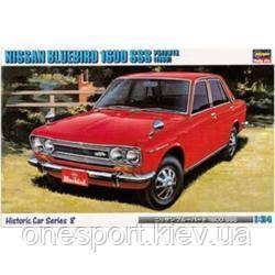 HA21208 NISSAN BLUEBIRD 1600 SSS P510WTK 1969 (код 200-248439)