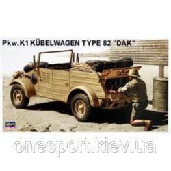 HA24504 KUBELWAGEN TYPE 82 DAK + сертификат на 50 грн в подарок (код 200-248444)