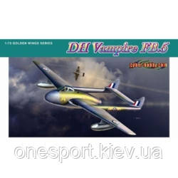 Истребитель DH 110 Vampire FB.5 (код 200-331422)
