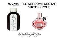 Женские наливные духи Виктор и Рольф Flowerbomb Nectar, фото 1
