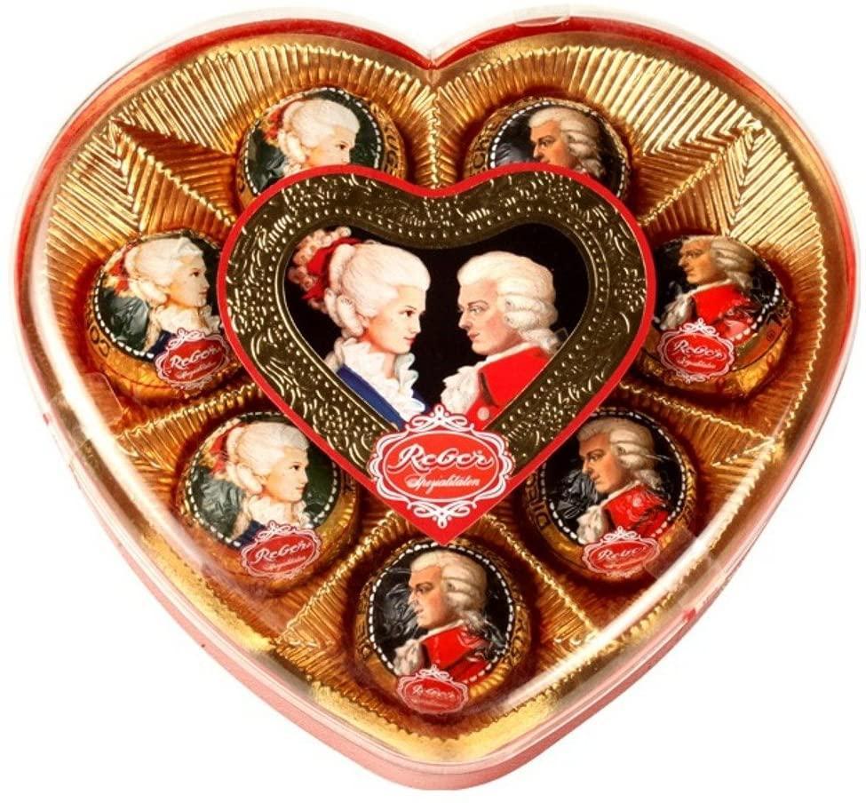 Цукерки Mozart Reber Heart 160 g