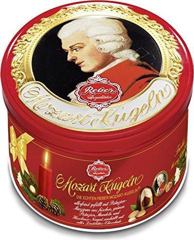 Цукерки Mozart Reber Kugeln 300 g