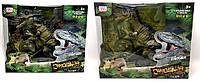 5333/5332 Животное на р/у Динозавр,2 вида,пульт, в коробке 44*17*37см