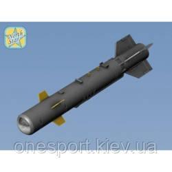 Набір з двох керованих і скоригованих повітряних бомб KAB-500KR (код 200-497831)