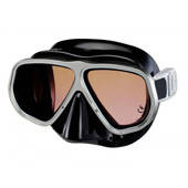 Маска для плавания IST SPORTS M100BSM Tinted lens panorama mask (код 125-69005)