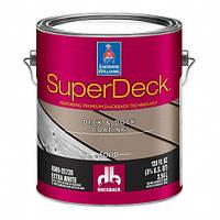 Пропитка для дерева Super Deck Exterior Deck & Dock Elastomeric Coating на масляной основе наружного