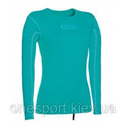 ЦК (ION) 48803-4280|8 Promo Rashguard Women LS turquoise 42/XL (майка лайкрова ) (код 125-502274)
