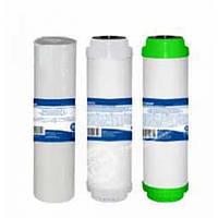 Комплект Aquafilter для 3-х колбовых систем