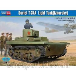 Советский танк T-37A (Izhorsky) (код 200-335954)