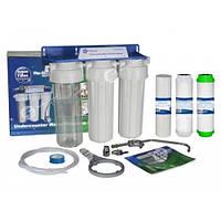 3-ступенчатый фильтр Aquafilter FP-3-K1 (Аквафильтр улучшенная версия)