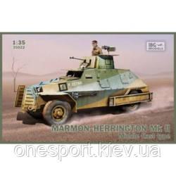 Бронеавтомобиль Marmon-Herrington Mk.II Middle East type + сертификат на 50 грн в подарок (код 200-504649), фото 2