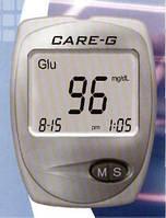 Аппарат для определения уровня глюкозы в крови «СARE-G»