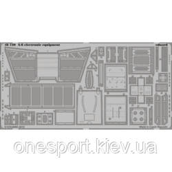 Фототравление 1/48 А-6 электронное оборудование, рекомендовано для KIN (код 200-264525), фото 2