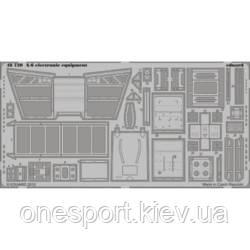 Фототравлення 1/48 А-6 електронне обладнання, рекомендовано для KIN (код 200-264525), фото 2