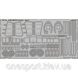 Фототравление 1/48 A-6E TRAM exterior, рекомендовано для KIN (код 200-264528)