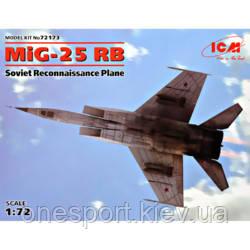 МиГ-25 РБ, Разведывательный самолет (код 200-562693), фото 2