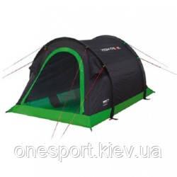 Палатка High Peak Stella 2 (Black/Green) + сертификат на 150 грн в подарок (код 218-449470)