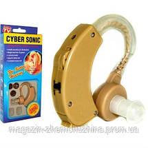 Слуховой аппарат Cyber Sonic!Хит цена, фото 2
