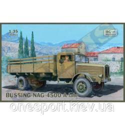 Грузовой автомобиль (BUSSING-NAG) 4500A поздняя версия + сертификат на 50 грн в подарок (код 200-265100)