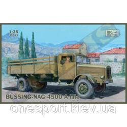 Грузовой автомобиль (BUSSING-NAG) 4500A поздняя версия + сертификат на 50 грн в подарок (код 200-265100), фото 2