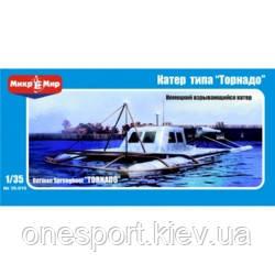 Німецький катер типу Торнадо + сертифікат на 50 грн в подарунок (код 200-265255)