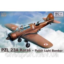 Бомбардировщик PZL 23A Karas (код 200-518248)