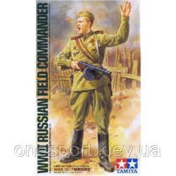 Радянський польовий командир (код 200-265624)