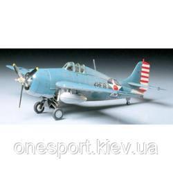 Американский Grumman F4F-4 Wildcat (код 200-265640), фото 2