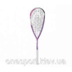 ТН HEAD 17 ракетка для сквошу 211037 Graphene Touch Speed 120 L S07 + сертифікат на 200 грн в подарунок (код 125-454291)