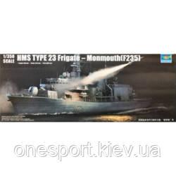 Английский фрегат HMS TYPE 23 – Monmouth(F235) (код 200-266104)