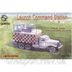 ZZ87022 Soviet launch command station (код 200-266183)