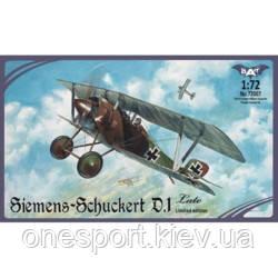 Биплан Siemens-Schuckert D.1, поздний (код 200-455146)
