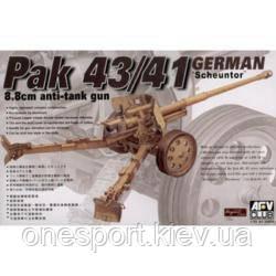 GERMAN 88mm PAK- 43/41 + сертификат на 50 грн в подарок (код 200-266276)
