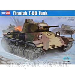 Финский танк T-50 (код 200-366687)