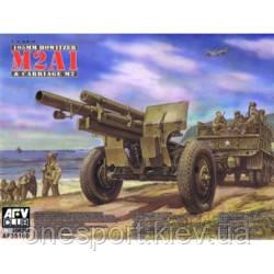 Американская полевая 105mm гаубица M2A1 Carriage M2 (код 200-266295), фото 2