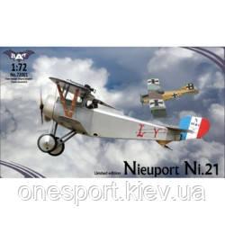 Биплан Nieuport Ni.21 (код 200-369419)