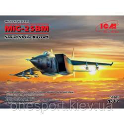 ICM72175 MіГ-25 БМ, Радянський ударний літак (код 200-637608), фото 2